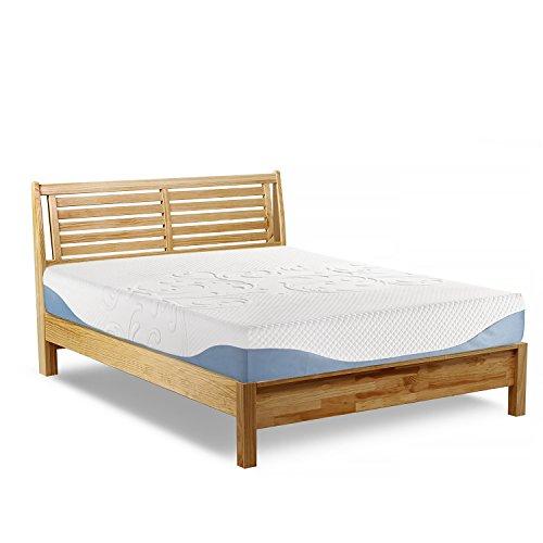 Synwell Sleep 10 Inch, Twin Gel Infused Ventilation Memory Foam Mattress Y & L