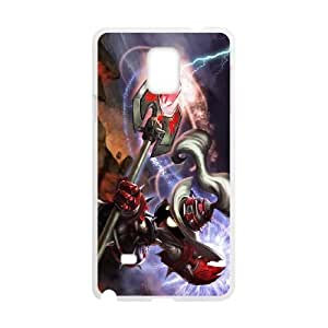 Samsung Galaxy Note 4 Phone Case Cover White League of Legends White Mage Veigar EUA15968587 Phone Case For Guys Generic