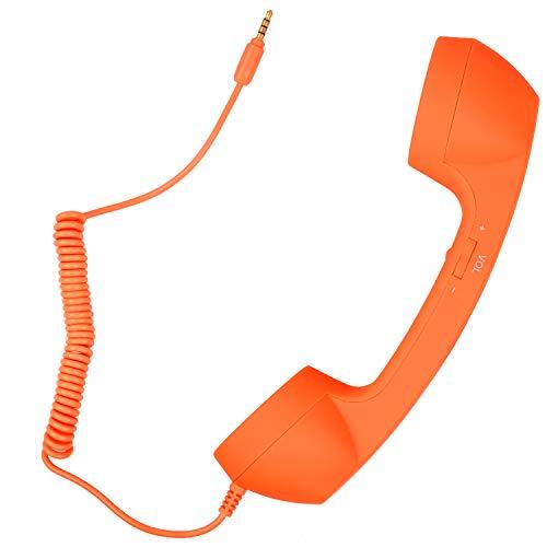 Retro Handset Old School Style Adjustable Tone