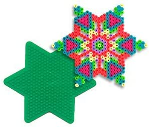 Large Star of david Pegboard for Perler Fuse Beads
