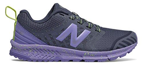 請求深さ中性(ニューバランス) New Balance 靴?シューズ レディースランニング FuelCore NITREL Vintage Indigo with Ice Violet インディゴ アイス バイオレット US 6.5 (23.5cm)