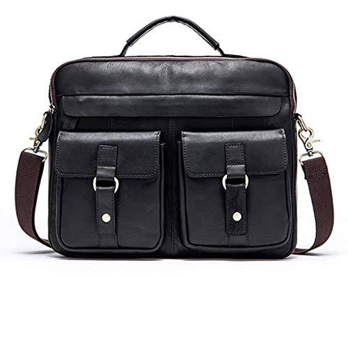 Men's 1 Briefcase Portable Vintage Shoulder Size 3 color Rxf S Messenger Bag WOaSgcRSqA