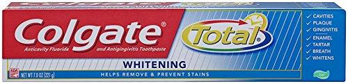 Colgate Total Plus Whitening Gel Toothpaste - 7.8 oz ()
