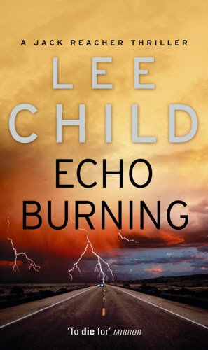 Jack Reacher Vol. 5: Echo Burning