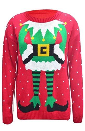 Red Pull Fantaisie Ltd Joker De Hsa Unisexe Noël fwap05Bq