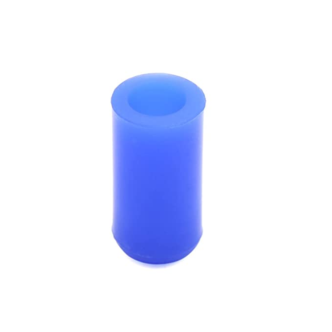 uxcell/® 5Pcs 8mm 5//16 Silicone Blanking Cap Intake Vacuum Hose Tube End Bung Blue