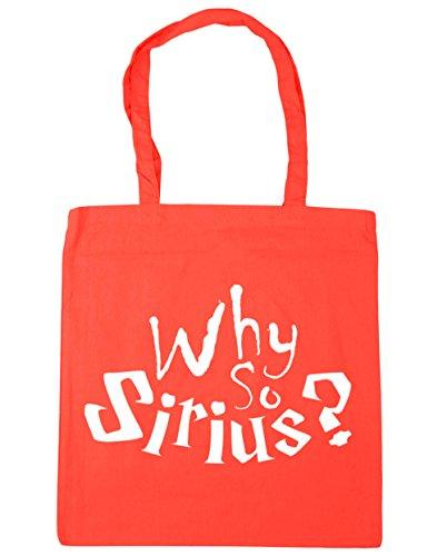Tote Why Coral Gym So 42cm 10 HippoWarehouse litres Beach Sirius Bag Shopping x38cm Rax6wnH
