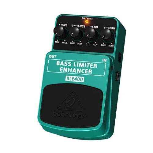 Behringer Bass Effects Pedal - 5