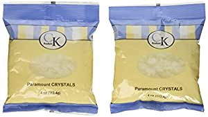 CK Products Paramount Melting Crystals, 4 Ounce, 2 Pack