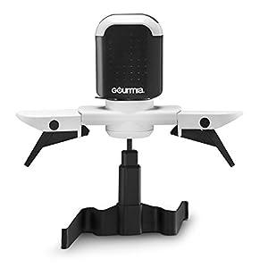 Gourmia GST210B Stiriffic Adjustable Pot & Pan Hands Free Automatic Stirrer-