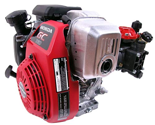 - Hypro Diaphragm Pump D252GRGI with GC160 Honda Engine