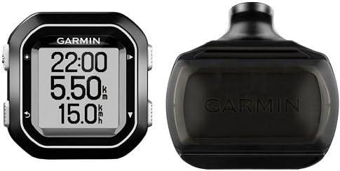 Garmin Edge 25 + Sensor de velocidad para bicicleta: Amazon.es ...