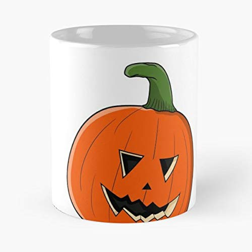 Dwight Office The Halloween Spooky Season Spoopy - Funny Gifts For Men And Women Gift Coffee Mug Tea Cup White 11 Oz.the Best Holidays.]()