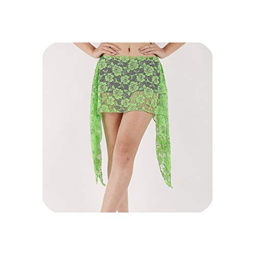 Belly Dance Arrival for Oriental Costumes for Square Costume Waist Skirt,See Chart,One Size -