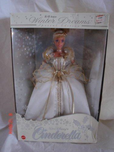 Winter Dreams Cinderella Special Edition Barbie Doll by KB Toys by Mattel