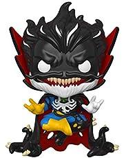 Funko FU47527 POP Marvel: Max Venom- Dr. Strange Figure