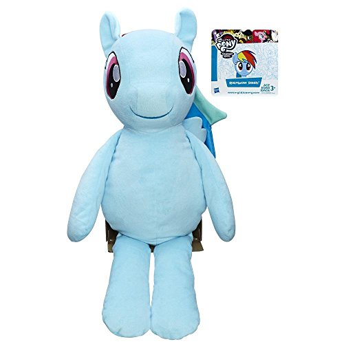 Hasbro My Little Pony Soft Giant Rainbow Dash Plush