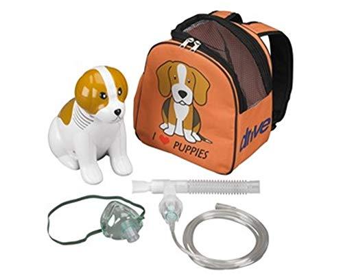 Puppy Dog Pediatric Compressor - Dog House Carry Bag