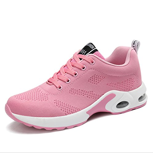 スポーツシューズ ランニングシューズ スニーカー レディース ジョギングシューズ 運動靴 軽量 防水 通学靴 ジム 運動 靴 カジュアル クッション性