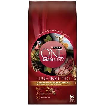 Amazon.com: Purina ONE SmartBlend Natural Lamb & Rice