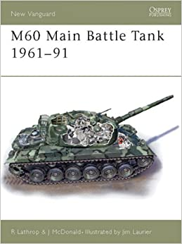 \\WORK\\ M60 Main Battle Tank 1960-1991 (New Vanguard, 85). light version front families Apoyo Carabobo about Express