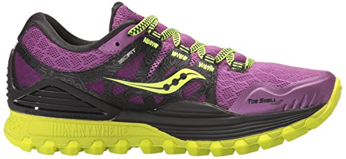 Purple Damen Schuhe Xodus ISO citron t1Zq1w