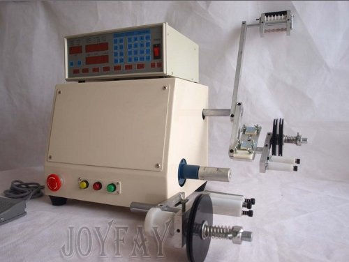 New Micro Computer CNC Automatic Coil Winder Winding Machine CNC230S by CGOLDENWALL (Image #2)