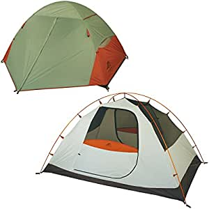 ALPS Mountaineering Lynx 4 Person Aluminum Pole Backpacking Tent (7-Feet 6-Inch x 8-Feet  6-Inch)