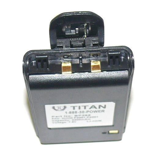 2200mAh BP-265 Battery for ICOM IC-V80 IC-V80E Sport VHF FM Transceiver