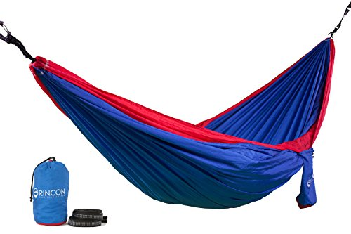 Rincon 'Trestles' All-in-One Double Hammock. We Give You Straps -