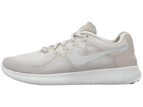 WMNS Sneakers Summit Grey 2017 Sail Pale Silver White Femme Free RN Basses Nike Metallic dIaqx7Td