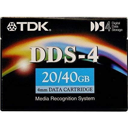 Data Cartridge Tdk Dds 40gb