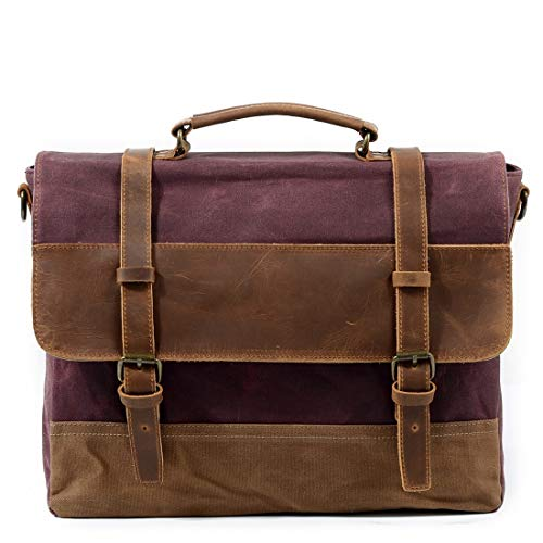 Mifusanahorn Rose Messenger For colore Men Red Rosso Bag rgrwxqX