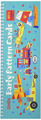 Didax Unifix Early Pattern - Didax Educational Resources #6 Unifix Early Pattern Book