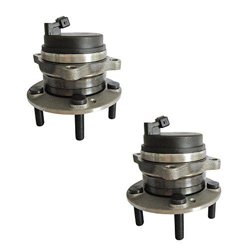 DRIVESTAR 512326x2 Set 2 New Rear Wheel Hubs & Bearings for Hyundai Santa Fe Kia Sorento