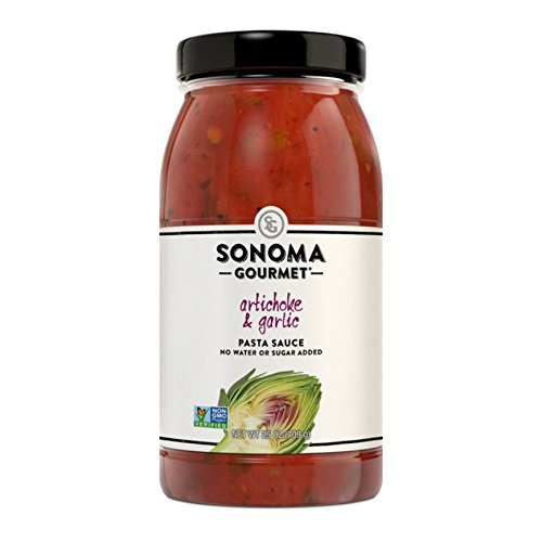 Sonoma Gourmet, Artichoke & Garlic - 1 case (pack of (Artichoke Garlic)