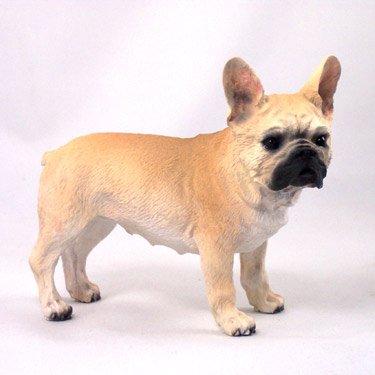 French Bulldog Fawn Standard Figurine