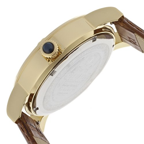 Invicta Men 13971 Specialty GoldTone Stainless Steel Watch with 2 Additional Straps