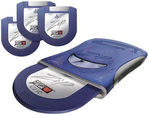 Iomega 31653 Zip 250 MB USB-Powered Starter Kit with 3 250 Disks by Iomega (Image #5)
