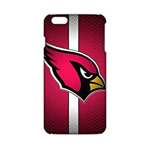 CYOE Arizona Cardinals football flag 3D Phone Case for iPhone 6 Plus