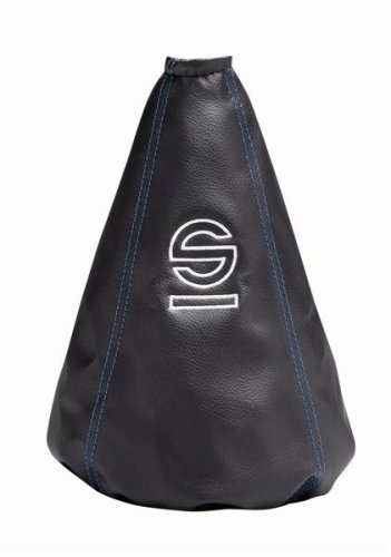 Sparco 037541NRAZ Basic Black and Blue Shift Boot by Sparco