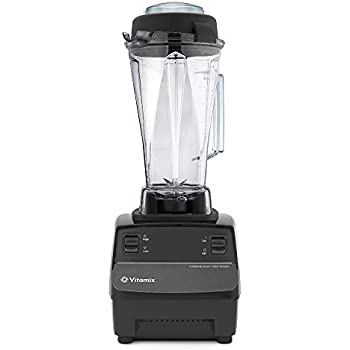 Vitamix Two Speed Blender, Black (Certified Refurbished)