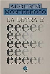 La letra e (Biblioteca Era) (Spanish Edition)