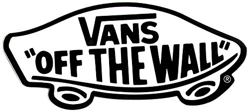 Vans Shoes Off The Wall Sticker   15cm Wide Approx For Skateboards, BMX,  Snowboard, Surf, Streetwear Part 89