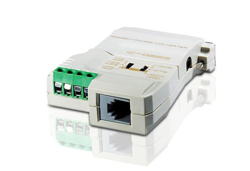 ATEN RS-232 to RS-485/RS-422 Reversible Converter IC485S (Off White)