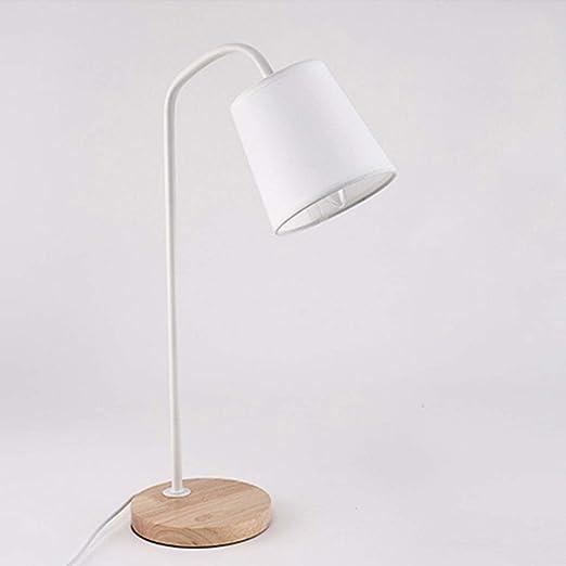 Yuyuan Lámparas de Mesa para el Dormitorio Lámpara al Lado ...