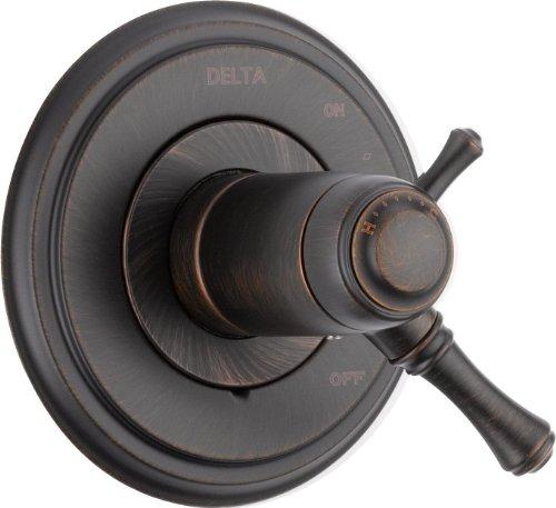 Delta Faucet T17T097-RB Cassidy MultiChoice 17T Series Valve Trim, Venetian Bronze