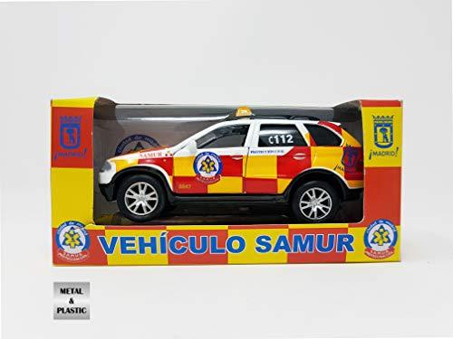 PLAYJOCS Coche SAMUR (GT-3956) 3