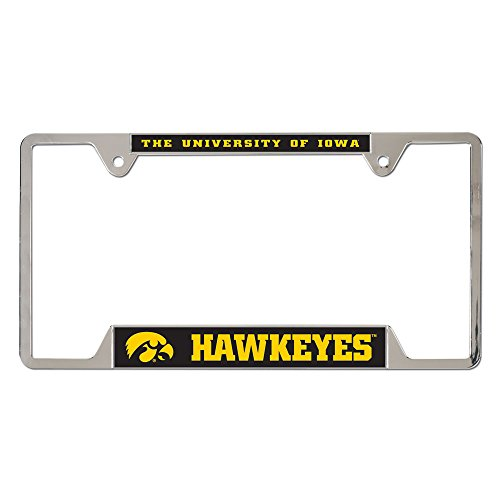 iowa hawkeye license plate frame - 8