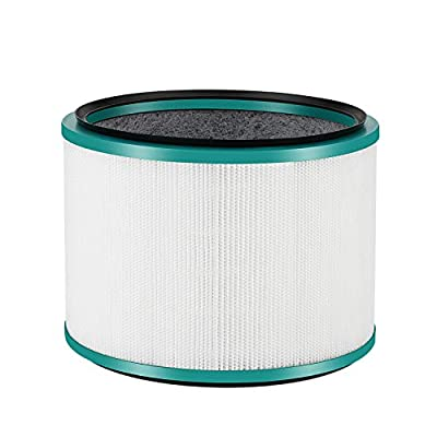 isinlive Replacement HEPA Filter Compatible Dyson Desk Purifier, Dyson Pure Cool Link Desk, Dyson Pure Hot + Cool Link